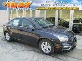2016 Blue Ray Metallic Chevrolet Cruze Limited LT #106920014