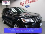 2016 Shadow Black Ford Explorer Limited #106920058