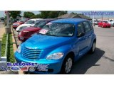 2008 Surf Blue Pearl Chrysler PT Cruiser LX #10685387
