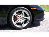 Porsche Boxster 2011 Wheels and Tires