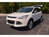 2016 White Platinum Metallic Ford Escape SE #106920283