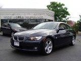 2007 Monaco Blue Metallic BMW 3 Series 328xi Coupe #10671679