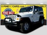 2006 Stone White Jeep Wrangler X 4x4 #106977338