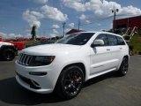 2014 Bright White Jeep Grand Cherokee SRT 4x4 #106985262