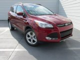 2016 Ruby Red Metallic Ford Escape SE #106985302