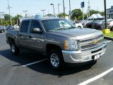 2012 Chevrolet Silverado 1500 LS Crew Cab Data, Info and Specs
