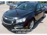 2016 Black Granite Metallic Chevrolet Cruze Limited LT #106985384