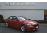 2015 Melbourne Red Metallic BMW 3 Series 320i xDrive Sedan #106985144