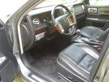 2008 Lincoln MKZ Interiors
