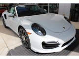2016 Porsche 911 Carrara White Metallic