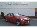 2015 Melbourne Red Metallic BMW 3 Series 320i xDrive Sedan #106985139