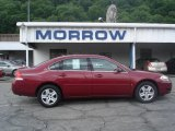 2006 Sport Red Metallic Chevrolet Impala LS #10676032