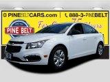 2016 Summit White Chevrolet Cruze Limited LS #107011036