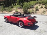 1988 Porsche 930 Turbo Cabriolet Data, Info and Specs