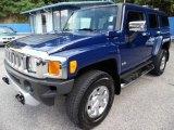 2009 All-Terrain Blue Hummer H3  #107011435