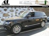 2016 Santorini Black Metallic Land Rover Range Rover HSE #107011497