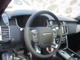 2016 Land Rover Range Rover HSE Steering Wheel