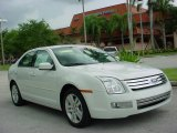 2008 White Suede Ford Fusion SEL V6 #10675012
