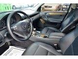 2007 Mercedes-Benz C Interiors