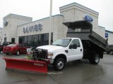 2008 Ford F350 Super Duty Chassis 4x4 Dump Truck Data, Info and Specs