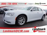 2015 Bright White Chrysler 300 Limited #107011254