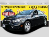 2016 Black Granite Metallic Chevrolet Cruze Limited LT #107011049