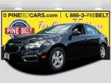 2016 Black Granite Metallic Chevrolet Cruze Limited LT #107011046