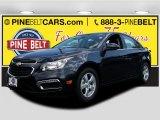 2016 Blue Ray Metallic Chevrolet Cruze Limited LT #107011045