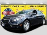 2016 Blue Ray Metallic Chevrolet Cruze Limited LT #107011044