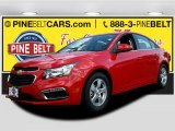 2016 Red Hot Chevrolet Cruze Limited LT #107011043