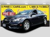 2016 Blue Ray Metallic Chevrolet Cruze Limited LT #107011040