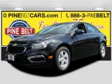 2016 Black Granite Metallic Chevrolet Cruze Limited LT #107011039