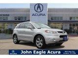 2008 Alabaster Silver Metallic Acura RDX Technology #107043632