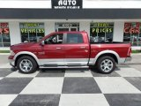 2015 Deep Cherry Red Crystal Pearl Ram 1500 Laramie Crew Cab #107043957