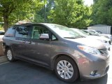2011 Predawn Gray Mica Toyota Sienna Limited #107044092