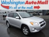 2011 Classic Silver Metallic Toyota RAV4 Limited 4WD #107043739