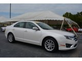 2011 White Suede Ford Fusion SEL #107077511