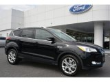 2016 Shadow Black Ford Escape Titanium #107077507