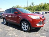 2016 Sunset Metallic Ford Escape SE 4WD #107077442