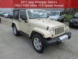 2011 Sahara Tan Jeep Wrangler Sahara 4x4 #107077553