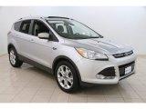 2014 Ingot Silver Ford Escape Titanium 2.0L EcoBoost #107077651
