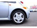 Mitsubishi i-MiEV 2012 Wheels and Tires