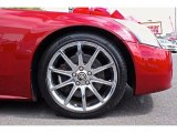 Cadillac XLR Wheels and Tires