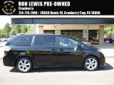 2011 Black Toyota Sienna SE #107106611