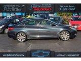 2013 Pacific Blue Pearl Hyundai Sonata SE 2.0T #107106534