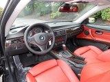 2010 BMW 3 Series Interiors