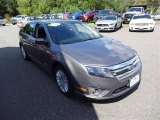 2010 Sterling Grey Metallic Ford Fusion Hybrid #107106705