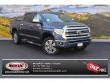 2016 Magnetic Gray Metallic Toyota Tundra 1794 CrewMax 4x4 #107106486