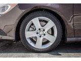 Mercedes-Benz CLA 2015 Wheels and Tires