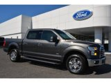 2015 Magnetic Metallic Ford F150 XLT SuperCrew #107128453